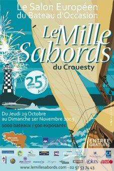 Le mille sabords du crouesty f te son 25e anniversaire nautisme et environnement - Salon nautique du crouesty ...